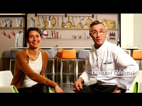 Recette de Chef : Laurent Clément