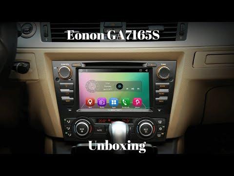 BMW E92 Running MHD on Eonon 8165a - смотреть онлайн на Hah Life