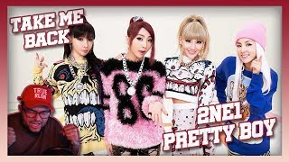 2NE1 - Pretty Boy LIVE REACTION!!! #TakeMeBack