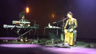 Ibeyi ~ Faithful @The Mayan LA, CA September 18, 2015