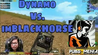 Dynamo vs imBLACKHORSE🔥🔥and Reaction of her after Killing Dynamo #dynamo #hydra