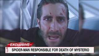 VIDEO: TheDailyBugle.net – EXCLUSIVE Mysterio Final Moments