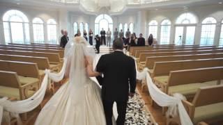 Wedding Film At Disneys Wedding Pavilion