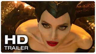 MALEFICENT 2 MISTRESS OF EVIL All Movie Clips + Trailer (2019)
