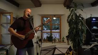 Video Roman Hampacher - Lístek z kopretiny (Cafégalerie Rýnovice 25.8.