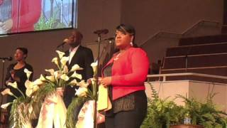 """Ms. Anita Wilson - """"Worship Medley"""""""