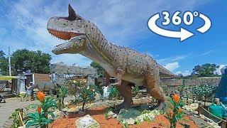 Динопарк Рекс в Анапе  — Видео 360 градусов