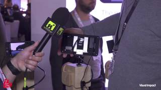 SmallHD 702 Bright at IBC 2015