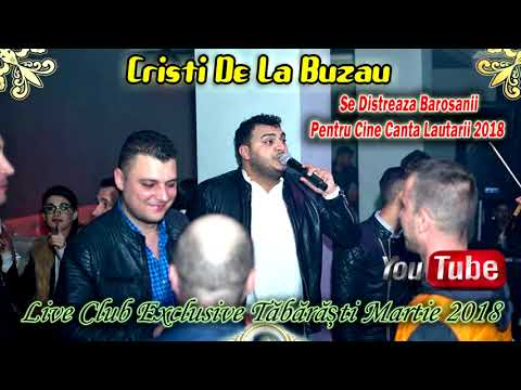 Cristi De La Buzau – Se distreaza barosanii Video