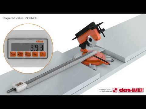 MPI -15 Magnetic Measuring System Elesa Make