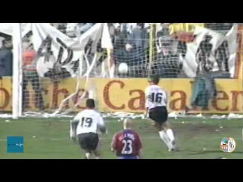 U. D. Salamanca 4, F. C. Barcelona 3 (05/01/1998)