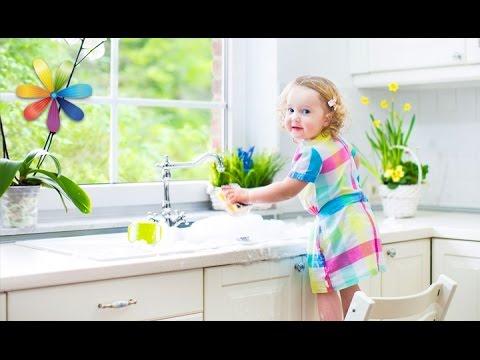 Как приучить ребенка помогать вам по дому? – Все буде добре. Выпуск 886 от 27.09.16