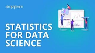 Statistics For Data Science   Data Science Tutorial   Simplilearn