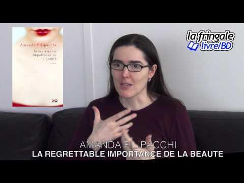 Vidéo de Amanda Filipacchi