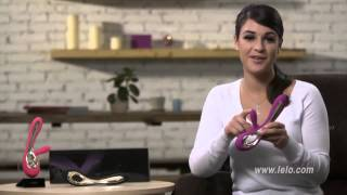 Vibromasseur LELO Soraya Personal Massager Dual-Action