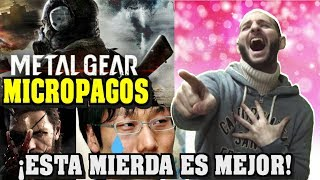 ¡METAL GEAR SURVIVE ES UN INSULTO PERO MEJOR QUE METAL GEAR SOLID 5! - Sasel - micropagos