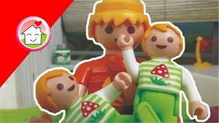 Playmobil Film Deutsch Wickeln Füttern Wickeln / Kinderfilm / Kinderkanal Family Stories