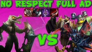 NO RESPECT PERFECT COMBOS FULL AD RENEKTON TOP CARRY