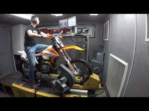 How Much Power Does The 2019 KTM 450 XC-F Make?