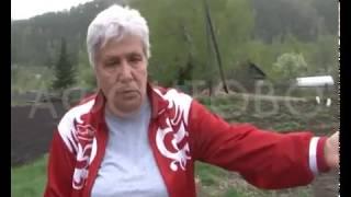 Тетя Таня оказалась  заблокирована  на собственной даче