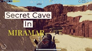 secret cave in pubg miramar - TH-Clip