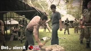 Bienvenidos A Colombia - Los Chairez  (Video)