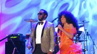 "Diana Ross - I'm Coming Out & Mo Money Mo Problems (w/Sean ""Puffy"" Combs) 75th Birthday Celebration"
