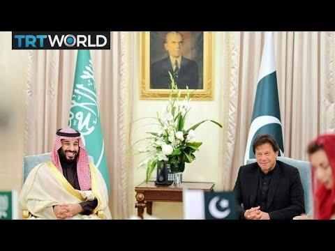 Saudi Arabia to invest $20B in Pakistan   Money Talks