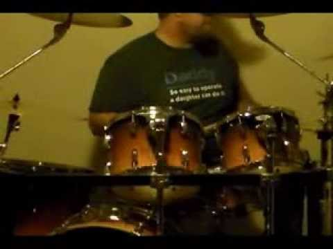 Woodchuck Drum - Underneath it all - Drum Cover