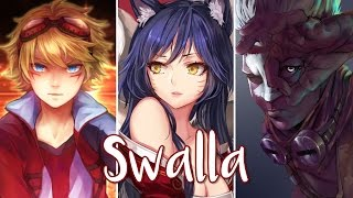 「Nightcore」Swalla ❖ {Switching Vocals}