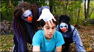 Dirty Night Clowns by Chris Garneau