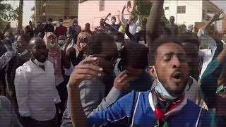 Tasgot Bas - Sudanese Protest Songs hit the streets