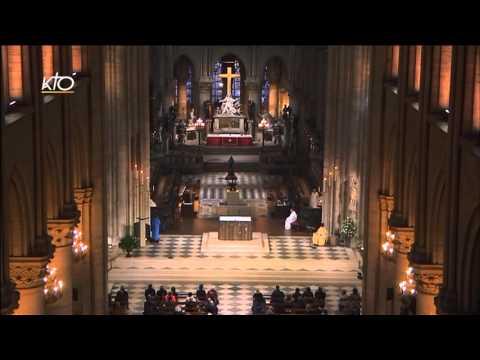 Messe du 18 mars 2016