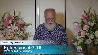 Ps. Jose Roco - Mahanaim Life Ministry Service 4 April  2020