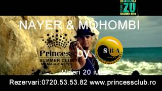 NAYER  MOHOMBI  PRINCESS SUMMER CLUB
