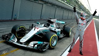 GT Sport - Mercedes F1 Suzuka 1:26.983 - Faster than Hamilton // European Record?