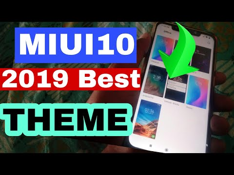 TOP 3 BEST THEMES FOR MIUI 10 ll MUST HAVE 2019 TOP