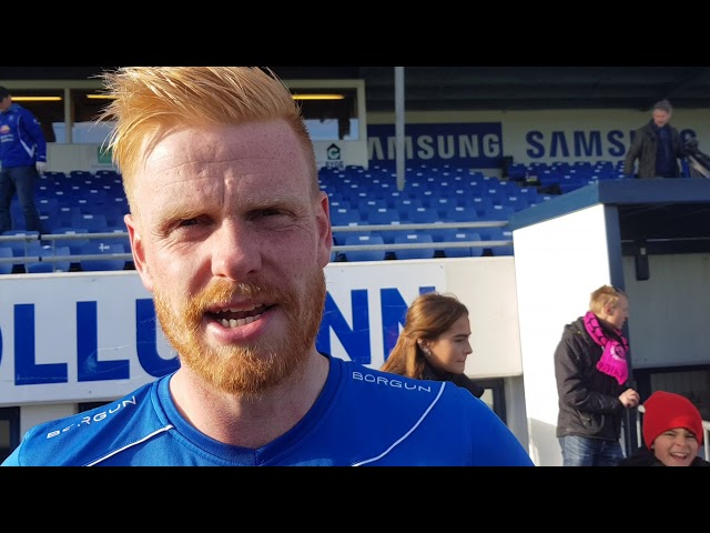 Baldur Sig: Ætla ekki að svekkja mig á Íslandsmótinu