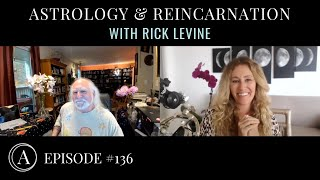 [The Cosmic Connection] Astrology And Reincarnation With Astrologer Rick Levine