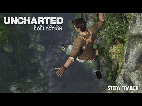 PS4 Uncharted : The Nathan Drake Collection