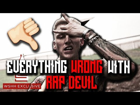 "Everything Wrong With Machine Gun Kelly's ""Rap Devil"""