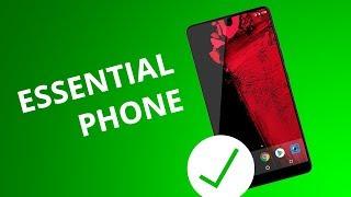 5 Motivos para COMPRAR el Essential Phone