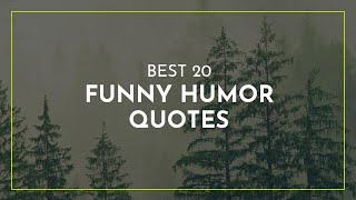 Best 20 Funny Humor Quotes ~ Everyday Quotes ~ Funny Quotes ~ Romantic Quotes