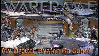 Warframe - Orbiter Decoration Update [Ayatan Be Gone]