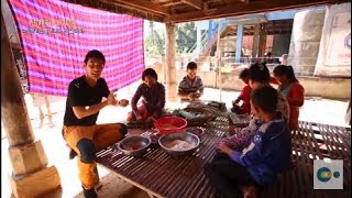 캄보디아 추석 음식 만들기! | Kholo.pk