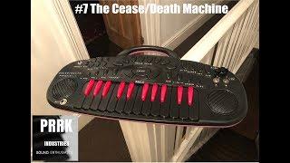 #7 Cease/Death - Circuit Bent Bontempi Keyboard
