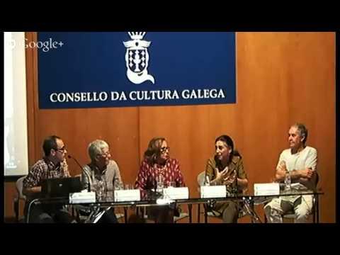 A escritora e xornalista Ana Romaní conversa con Elena Colmeiro