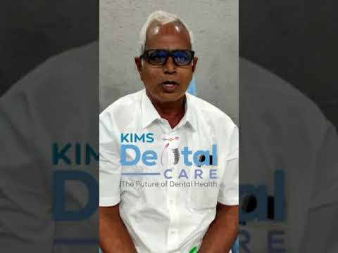 KIMS Dental Hospital provides a wide range of dental services
