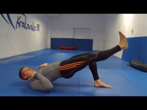 Trening na grupy mięśni klatki piersiowej