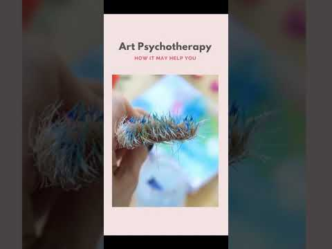 Art Psychotherapy - How it may help you